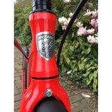 Kickbike Safari rood sportstep