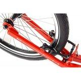 Mibo GT Split vouwbare bright rode sportstep