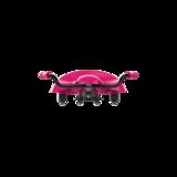 JD Bug Kidz Swayer LED Pink