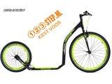 Crussis Urban 4.2 Zwart/groen 26/20