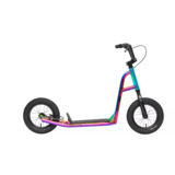 Invert NEON chrome scooter_