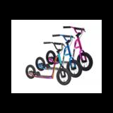 Invert BLUE scooter_