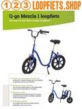 Q-go Mezcla 1 loopfiets