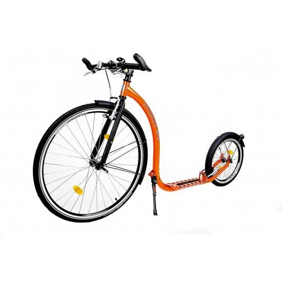 Kickbike Sport G4 Oranje aktief bewegen