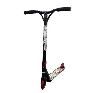 JD BUG FREESTYLE MS118BMX BLACK RED