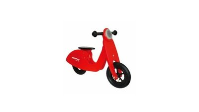 Simply for Kids 22025 Houten Loopscooter Rood