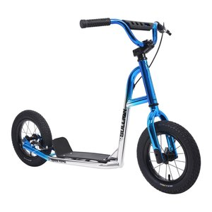 Invert BLUE scooter