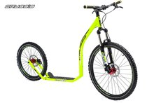 Crussis Cross 6.2 Groen 26/20 HD